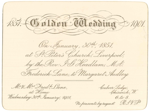 GoldenWedding